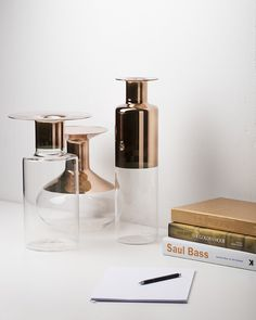 Tapio Vases by Giorgio Bonaguro