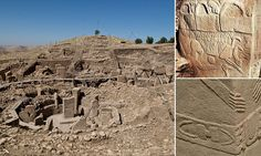 Is this the oldest evidence of written language? Pictograms found in ancient Turkish city