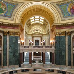 Wisconsin State Capitol Tours