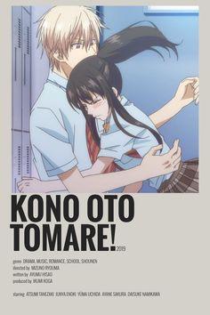 Film Anime, Anime Titles, Anime Characters, Otaku Anime, Anime Guys, Good Anime To Watch, Anime Watch, Animé Romance, Poster Anime