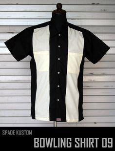 Bowling shirt 09