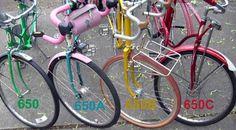 BIKESICK.COM 650 wheels selection