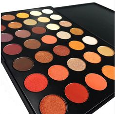 35 Color Shimmer And Matte Eyeshadow Palette a28cdf760eccd