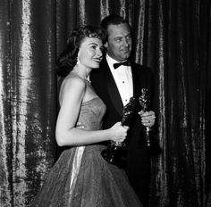 Donna Reed & William Holden