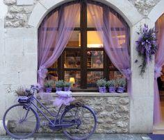 The annual lavender festival by Ingrid Brandt