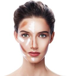 Your Best Face Forward | A beginner's guide to contouring for your face shape