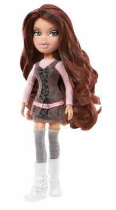 Bratz Basic Promo Doll- Lilliana by Bratz. $35.00. Bratz doll in super-stylish fashions. Great fashions. Sassy accessories. New Styles. Classic Bratz Ashby. From the Manufacturer                Bratz are better than ever in totally new and seriously sassy styles. Bratz know that it doesn't matter what anyone else thinks because it's all about the attitude, and Bratz are proving that they've got enough 'tude to go around.