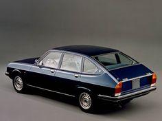 Lancia Beta (1972 – 1975).