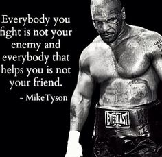 27 Best tyson quotes images | Mike tyson quotes, Boxing, Mike d'antoni