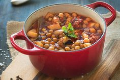 Chana Masala, Chili, Ethnic Recipes, Andalucia, Amelia, Soups, Gastronomia, Beef Stew Meat, Vegetable Rice
