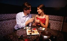 Groupon - $ 55 for a Fondue Dinner for Two with Wine Valid Monday–Thursday or Any Day at The Melting Pot (Up to $ 109.70 Value) in Melbourne (Avenue Viera). Groupon deal price: $55.00