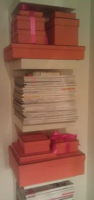 Hermes box-scaping.