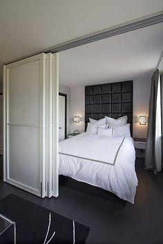 interior doors as room dividers