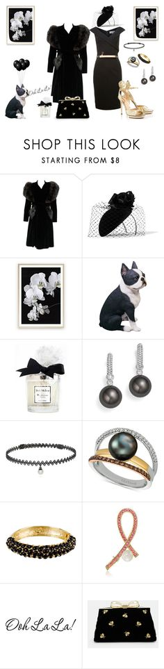 """LOVE FOREVER"" by destinystarheaven ❤ liked on Polyvore featuring Philip Treacy, Trish McEvoy, Tara, BERRICLE, LE VIAN, Kenneth Jay Lane, Bling Jewelry, Ted Baker and Wallace"
