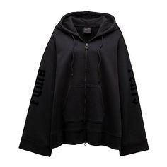 6664997514dc Fenty x Puma zip fleece hoodie as seen on Rihanna