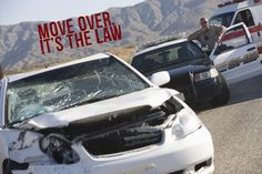 Did you know you must move over for emergency and service vehicles? Let's recap the Move Over Law. #MoveOverLaw #Law #Automotive #Vehicles