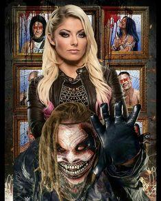 Wrestling Stars, Wrestling Wwe, Female Wrestlers, Wwe Wrestlers, Wwe Bray Wyatt, The Wyatt Family, Hottest Wwe Divas, Alexis Bliss, Raw Wwe