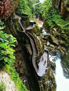 Rio Verde, Ecuador