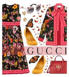 """""""Gucci Garden Exclusive Collection"""" by ana3blue ❤ liked on Polyvore featuring Gucci"""
