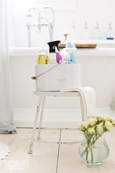 Bathroom Refresh + M