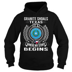 Granite Shoals, Texas Its Where My Story Begins