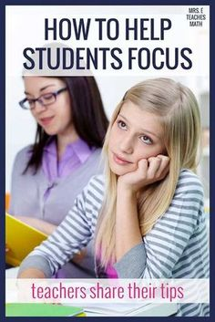 I have trouble getting my students to focus on their learning, especially in the spring! These tips and ideas are perfect for teachers to help kids get back on track. I need to add these to my classroom management toolkit!
