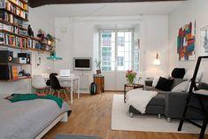 studio apartment ideas, would love a studio apartment