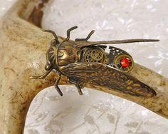 Clockwork Cicada