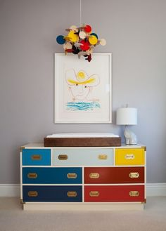 Campaign Kids: 6 Rooms Rocking the Campaign Dresser With Style