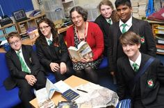 at St Patrick's Catholic College in Thornaby, NCBF Nov 2014