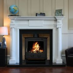 Boiler Stoves, Multi Fuel Stove, Stove Fireplace, Fireplaces, Gazebo, Shed, Home And Garden, Home Decor, Fireplace Set