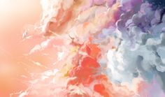 Colorful Clouds by *Jon-Lock on deviantART