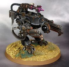 Page 5 of 6 - Mechanicum Inspiration thread. - posted in Mechanicum: