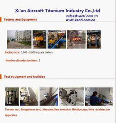 Titanium alloy sheet /XACTI: Xi'an Aircraft Industry Titanium Co. Square Meter, Aircraft, Industrial, Aviation, Plane, Airplanes, Planes, Airplane
