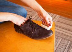 les 25 meilleures id es de la cat gorie nettoyer chaussure daim sur pinterest. Black Bedroom Furniture Sets. Home Design Ideas