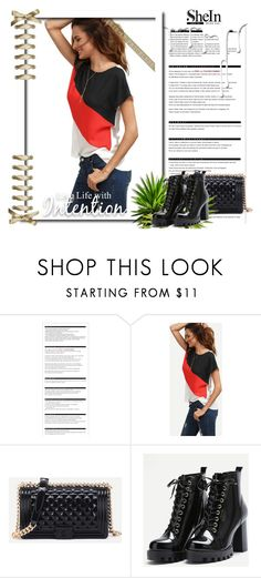 """""""shein"""" by sabine-rose ❤ liked on Polyvore featuring Arche and Nivea"""