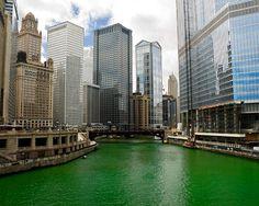 Chicago- St. Patrick's Day