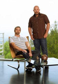 Chris Bale & Travis Smith  Photo by Blake Little