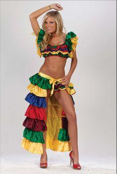 rio carmen miranda kids dance costumes - Google Search