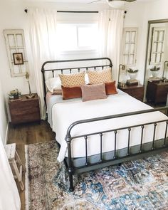 Home Decor Bedroom .Home Decor Bedroom Dream Bedroom, Home Bedroom, Bedroom Ideas, Master Bedroom, Modern Bedroom, Bedroom Wall, Girls Bedroom, Guest Bedrooms, Guest Room