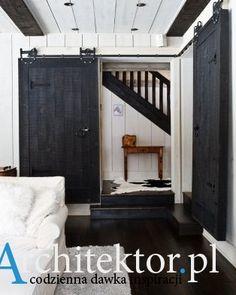Drzwi do stodoly
