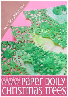 Paper Doily Christma