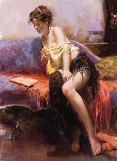 Pino Daeni.. - Monique Lydia - Google+