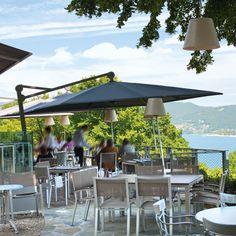 Glatz Ambiente in Gastronomie Outdoor Furniture, Outdoor Decor, Patio, Ferdinand, Home Decor, Environment, Fine Dining, Patronage, Private Garden