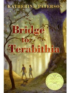 """Bridge to Terabithia By Katherine Paterson """"This was the first tear-jerker I ever read and a clear indication of the kind of books I was going to be addicted to later in life!"""" —Susan Hennessey, assistant photo editor"""