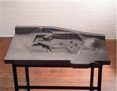 Riverside Park Playground (final unrealized model) | The Noguchi Museum
