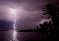 miss those summer lightning storms