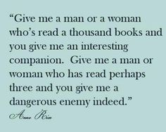 Anne Rice Quote from The Witching Hour