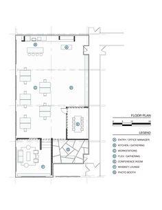Image 10 of 10 from gallery of BeFunky Portland Office / FIELDWORK Design & Architecture. Floor Plan
