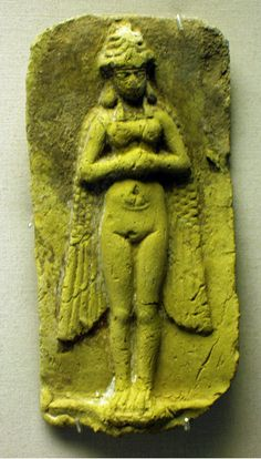 "Inanna/Ishtar is the Sumerian goddess of sexual love, fertility, and warfare. Alternative Sumerian names include Innin, Ennin, Ninnin, Ninni, Ninanna, Ninnar, Innina, Ennina, Irnina, Innini, Nana and Nin, commonly derived from an earlier Nin-ana ""lady of the sky"", although Gelb (1960) presented the suggestion that the oldest form is Innin (DINNIN) and that Ninni, Nin-anna and Irnina are independent goddesses in origin."